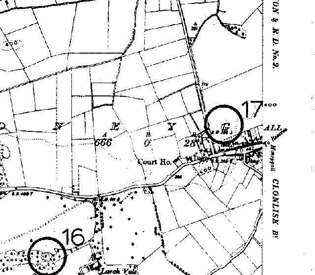 RMP showing location of site - 17