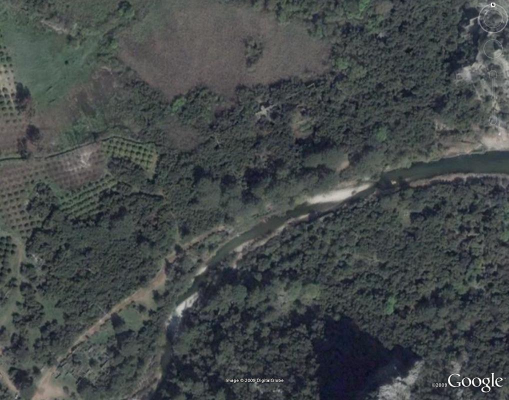 When on Google Earth 44