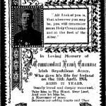 The Tuam Martyrs, April 11, 1923