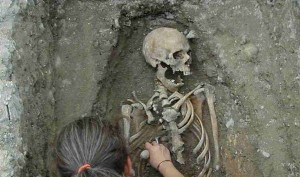 Skeleton Ballinasloe